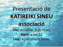 PRESENTACIÓN DE LA ASOCIACIÓN @ Ayuntamiento de Sineu